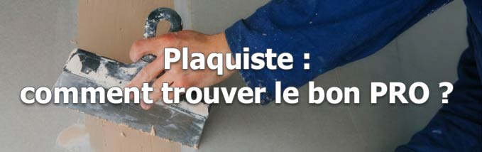 Demande pour installation de cloisons sèches} à Quimperlé