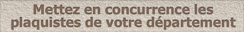 Demande de devis de cloisons} à Landerneau